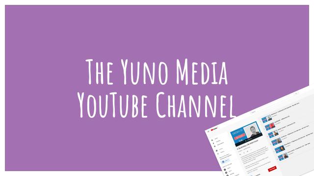 yuno media youtube channel